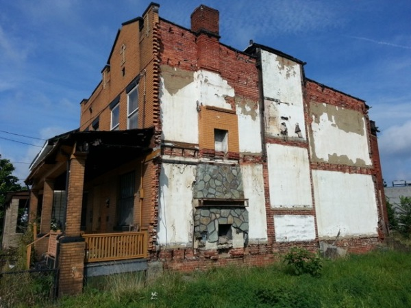 Ghost house: East Liberty