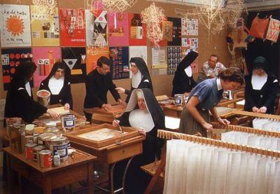 art instruction, Immaculate Heart Community
