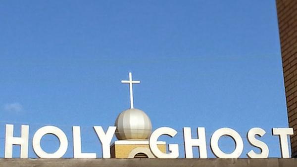 Holy Ghost Byzantine Catholic Church, McKees Rocks, PA