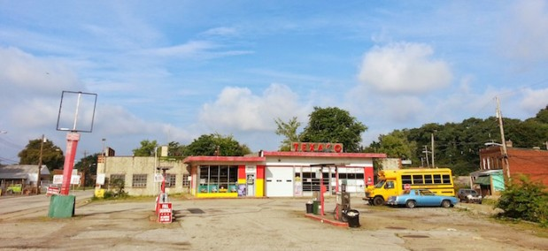 Former Texaco service station, Homewood