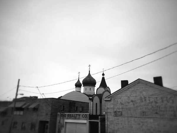 St. Mary's Russian Orthodox Church, McKeesport, Pa.