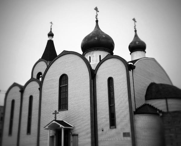 St. Mary's Russian Orthodox Church, McKeesport, Pa.
