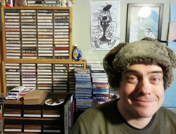 Chris Fischer, Unread Records & Tapes