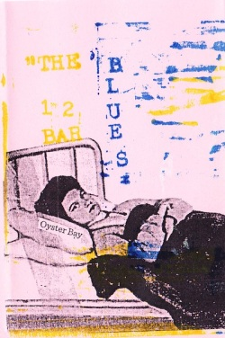 "Noah Sterba ""The 12 Bar Blues"" cassette cover"
