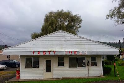 former Tasty Queen restaurant, West Virginia
