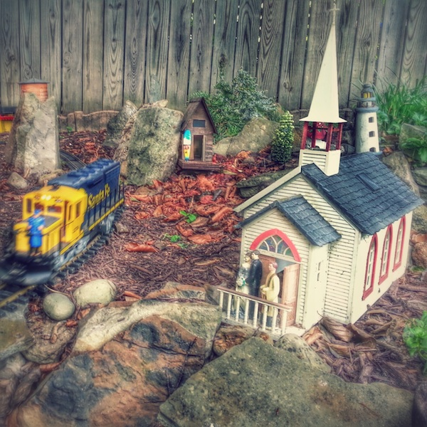 model church and surf shack