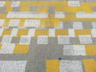 Street line test (detail)