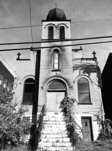 former St. George's Syrian Orthodox Church, Pittsburgh, PA