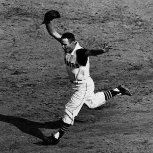 Bill Mazeroski's 1960 World Series-winning home run over the New York Yankees