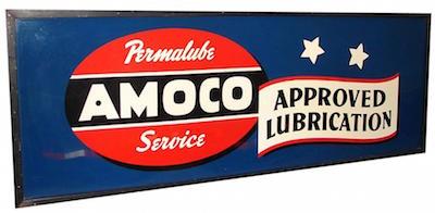 Amoco sign, 1930s-40s