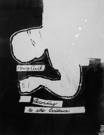 """""""According to the Evidence"""", 1953"""