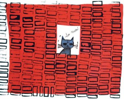 "Andy Warhol ""So Meow"" print"