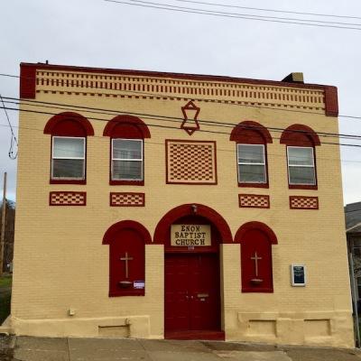 Enon Baptist Church formerly Lebovitch Synagogue, Pittsburgh, PA