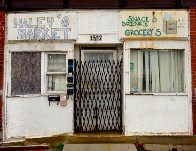 former Haley's Market, Pittsburgh, PA