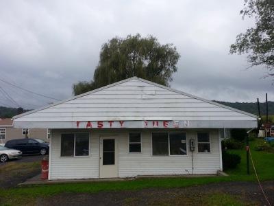 former Tasty Queen ice cream shop, Bruceton Mills, WV