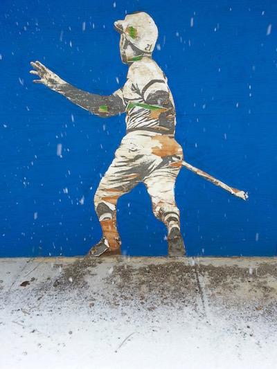 Baseball And Filibusters >> An Orbit Obit: Clemente Street Art – Pittsburgh Orbit