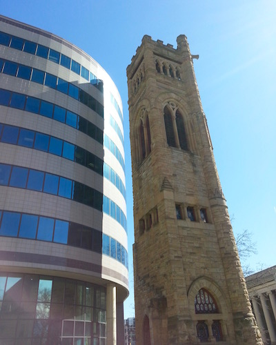 Bellefield Tower and Bellefield Clinic, Pittsburgh, PA