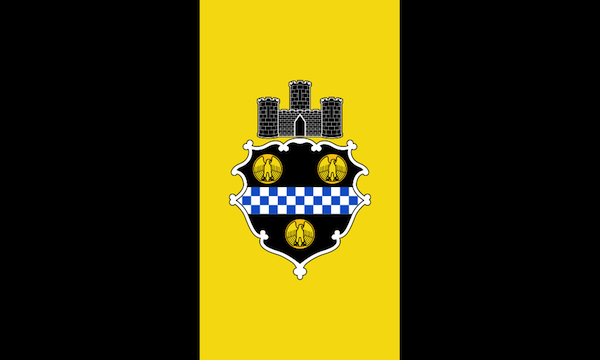 flag of the City of Pittsburgh