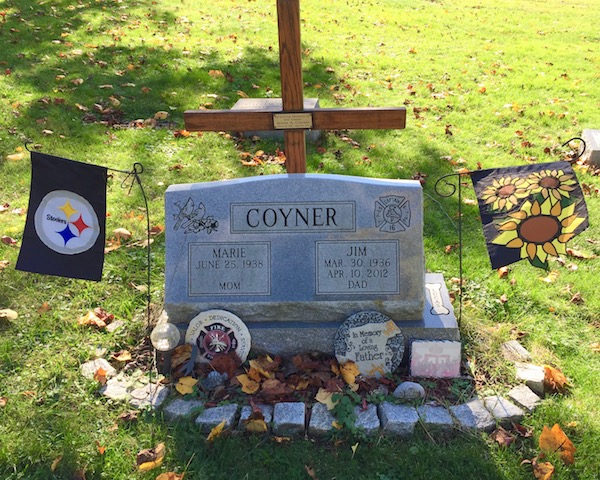 Sudden Death Over Time Steeler Graves Pittsburgh Orbit
