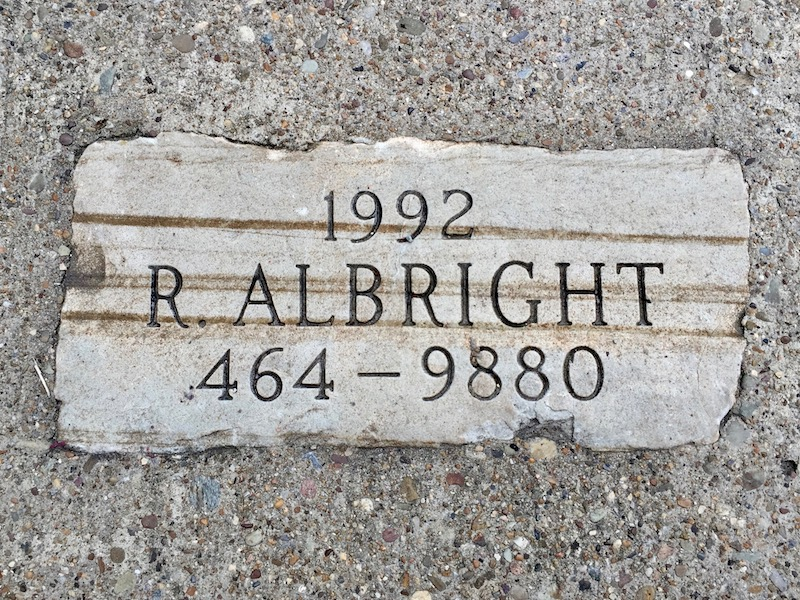 Etched in Concrete (Archives of the Artificial Sun)