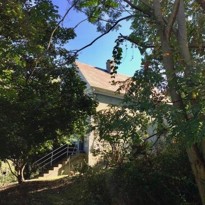 childhood home of Johnny Unitas, Pittsburgh, PA