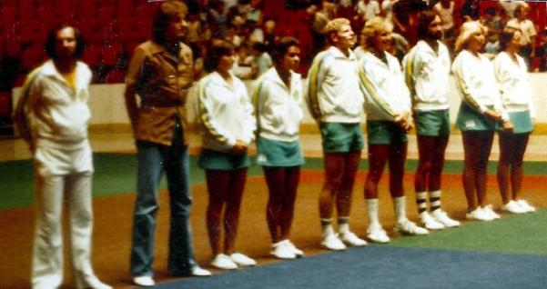 Pittsburgh Triangles tennis team in the 1970s