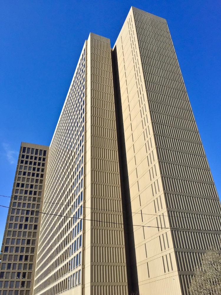 Humble Pei: A Pi Day Salute to I.M. Pei's City View Tower ...