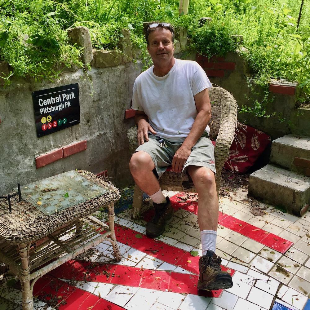 Central Park Pittsburgh creator Joseph Szabo